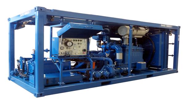 Triplex Plunger Pump Repair in Abu Dhabi | Frontline